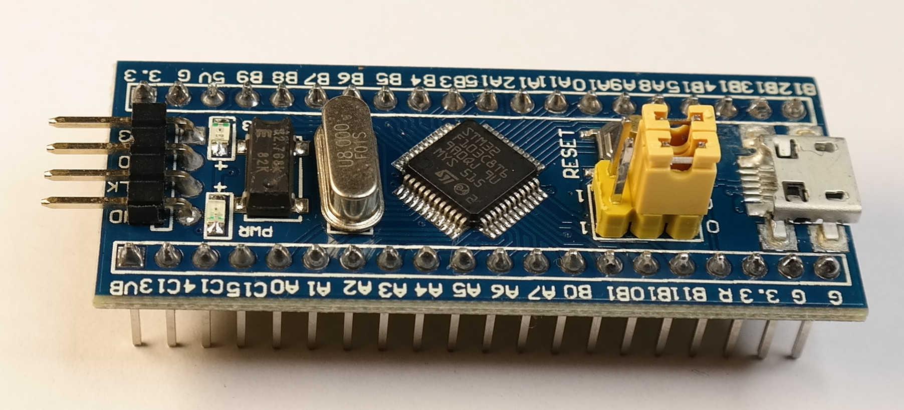 Stm32f103c8t6 Arm Stm32 Minimum System Development Board Module For Preview Image 1