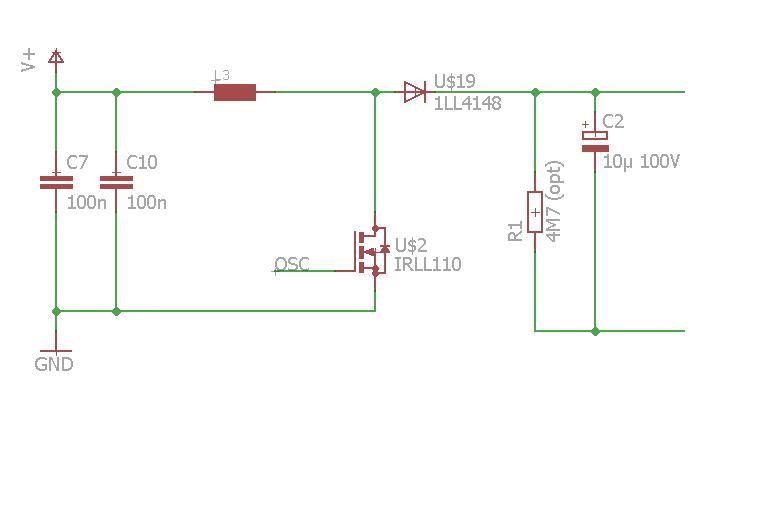 step up wandler dimensionieren. Black Bedroom Furniture Sets. Home Design Ideas