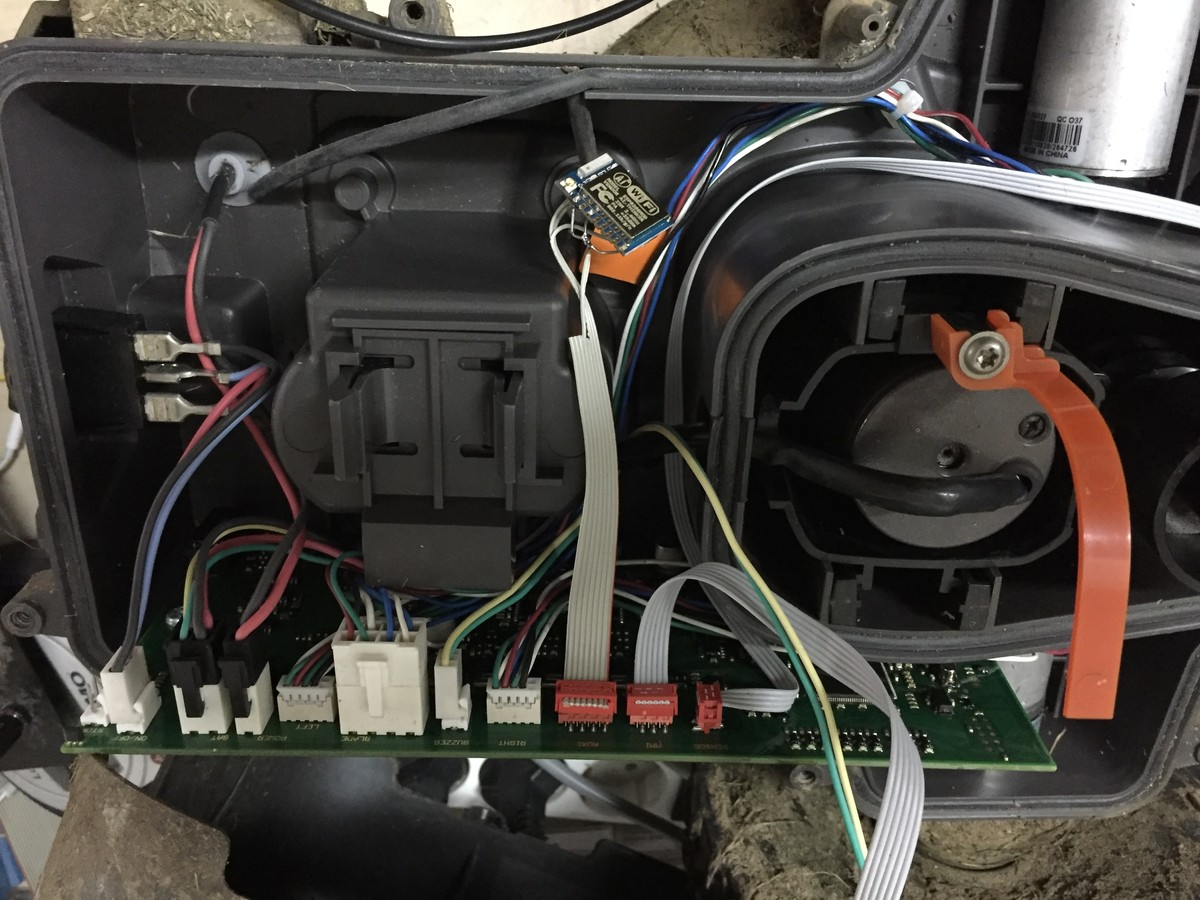 Ganz und zu Extrem Gardena r40li oder Husqvarna G3 fernsteuern - Mikrocontroller.net &JT_21