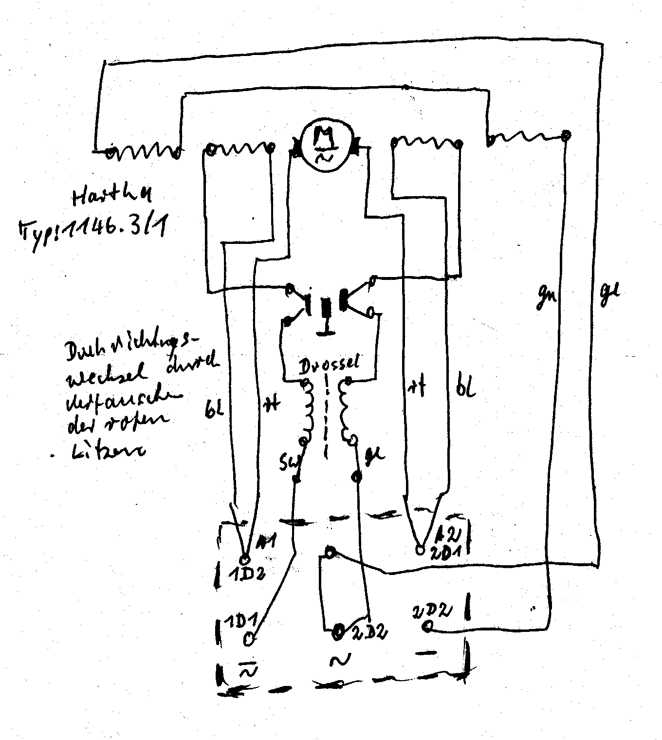 Elektromotor 200W ELMO Hartha - Mikrocontroller.net