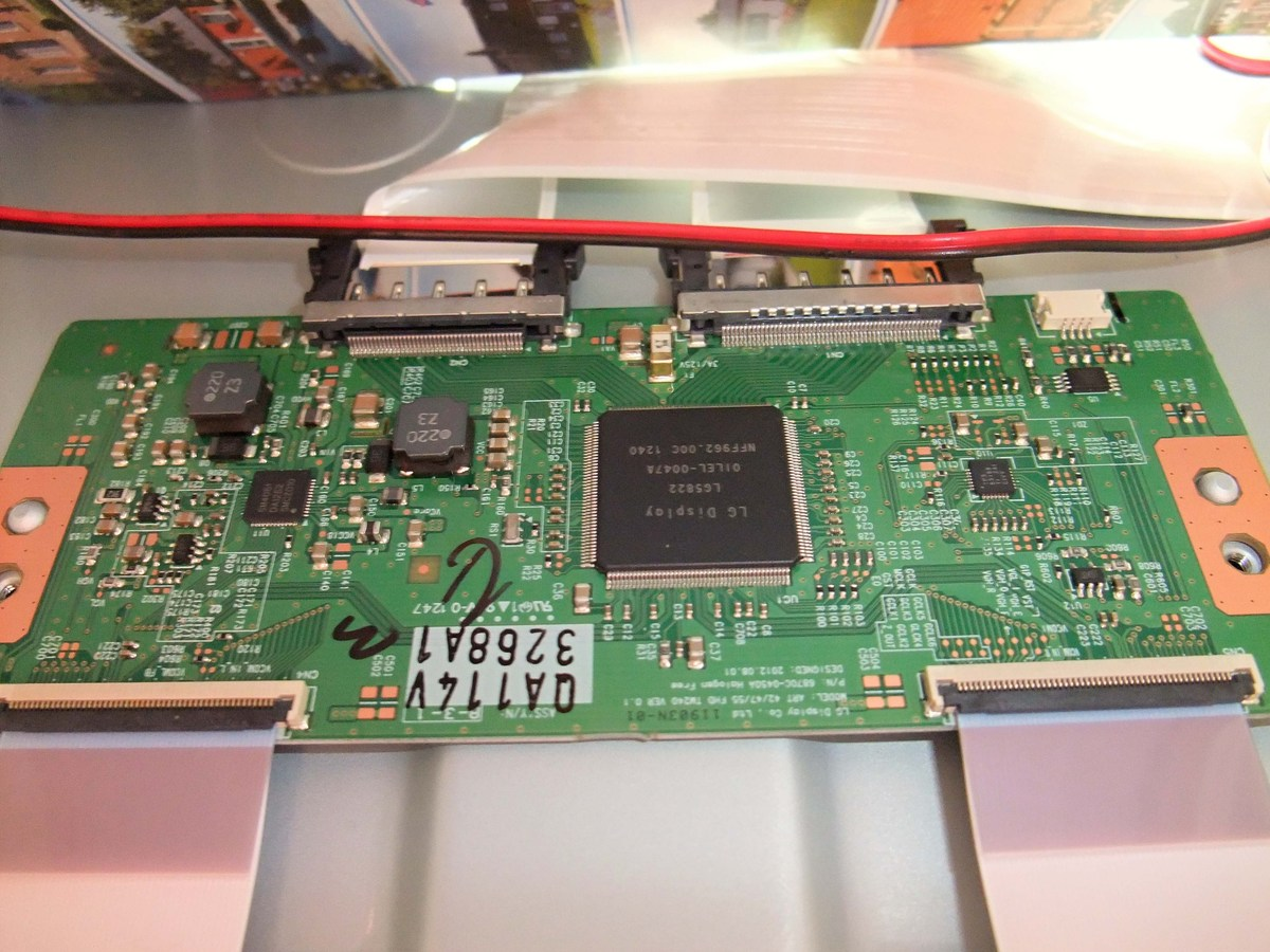 Led Display Mainboard Ersatz Board Circuit Preview Image For T Con