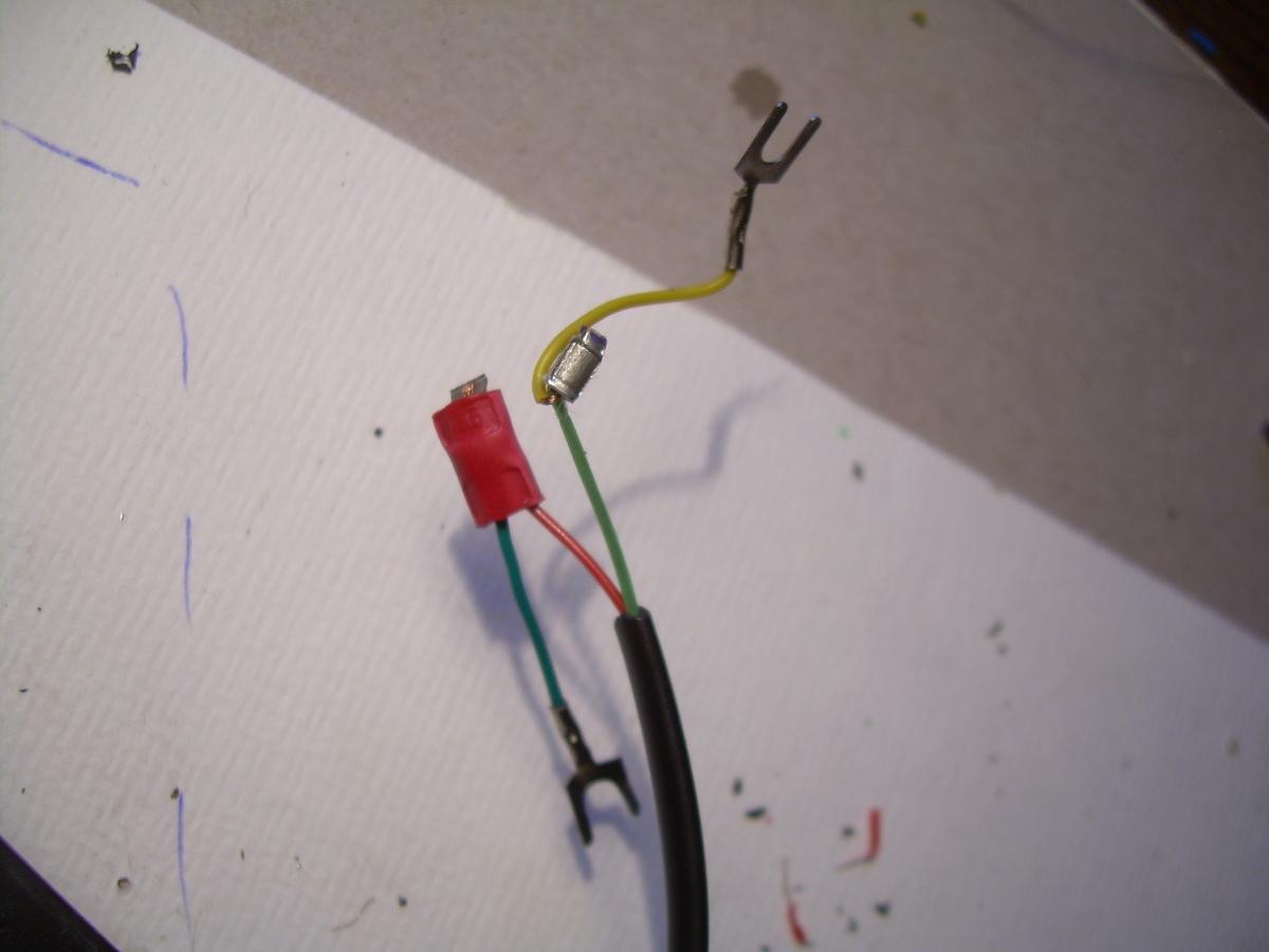 Kabel nicht lötbar hilfe - Mikrocontroller.net