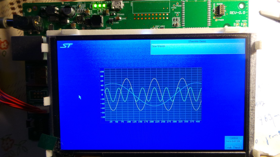 STM32F7 Discovery Board - Mikrocontroller.net