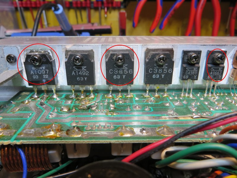 Endstufen Reparatur - Mikrocontroller.net