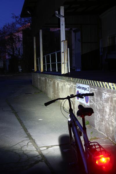 Bikebox - Standlichtanlage fürs Fahrrad - Mikrocontroller.net