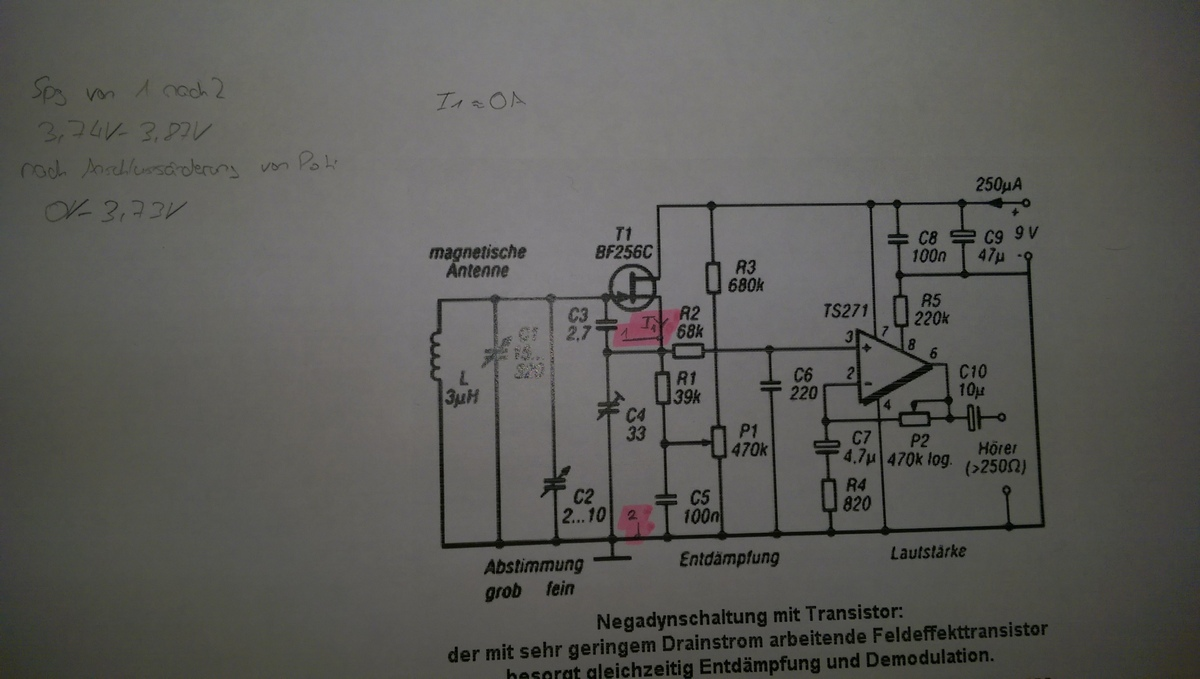Ziemlich Klassisches C10 Schaltplan Galerie - Elektrische Schaltplan ...