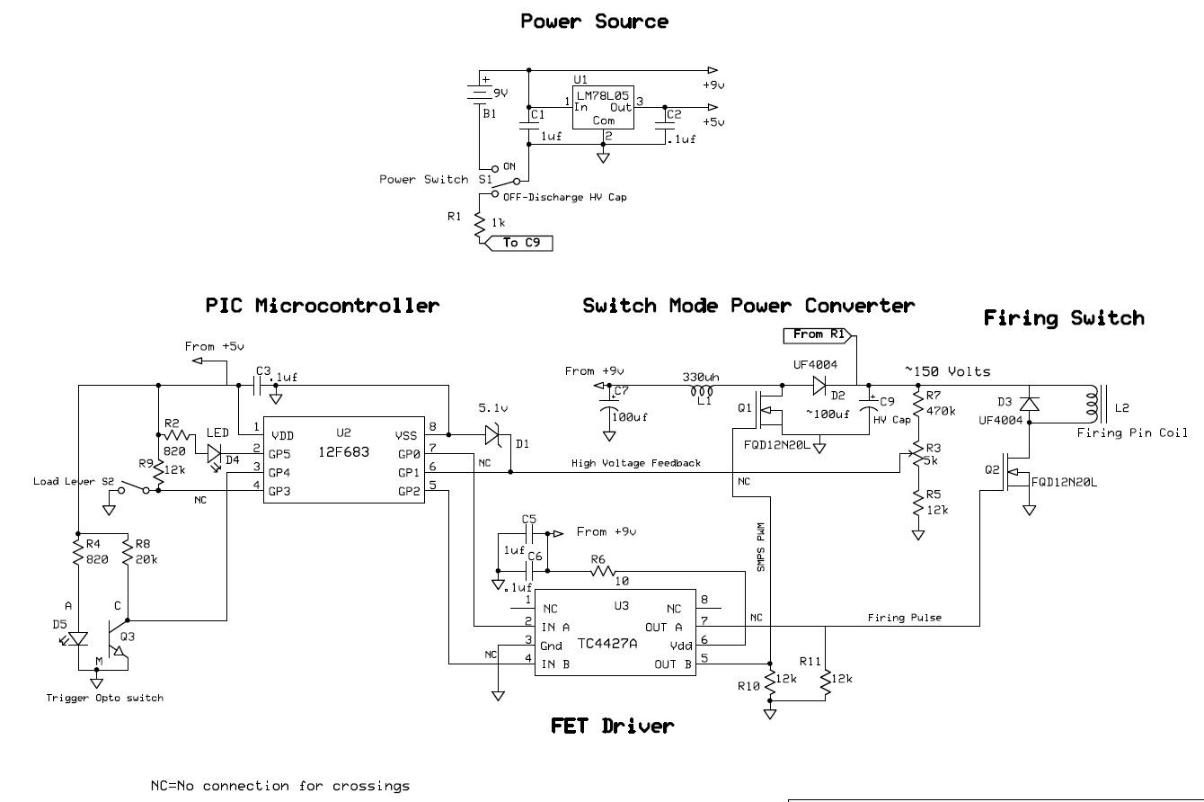 Atemberaubend Power To Light Dann Schaltplan Bilder - Der Schaltplan ...