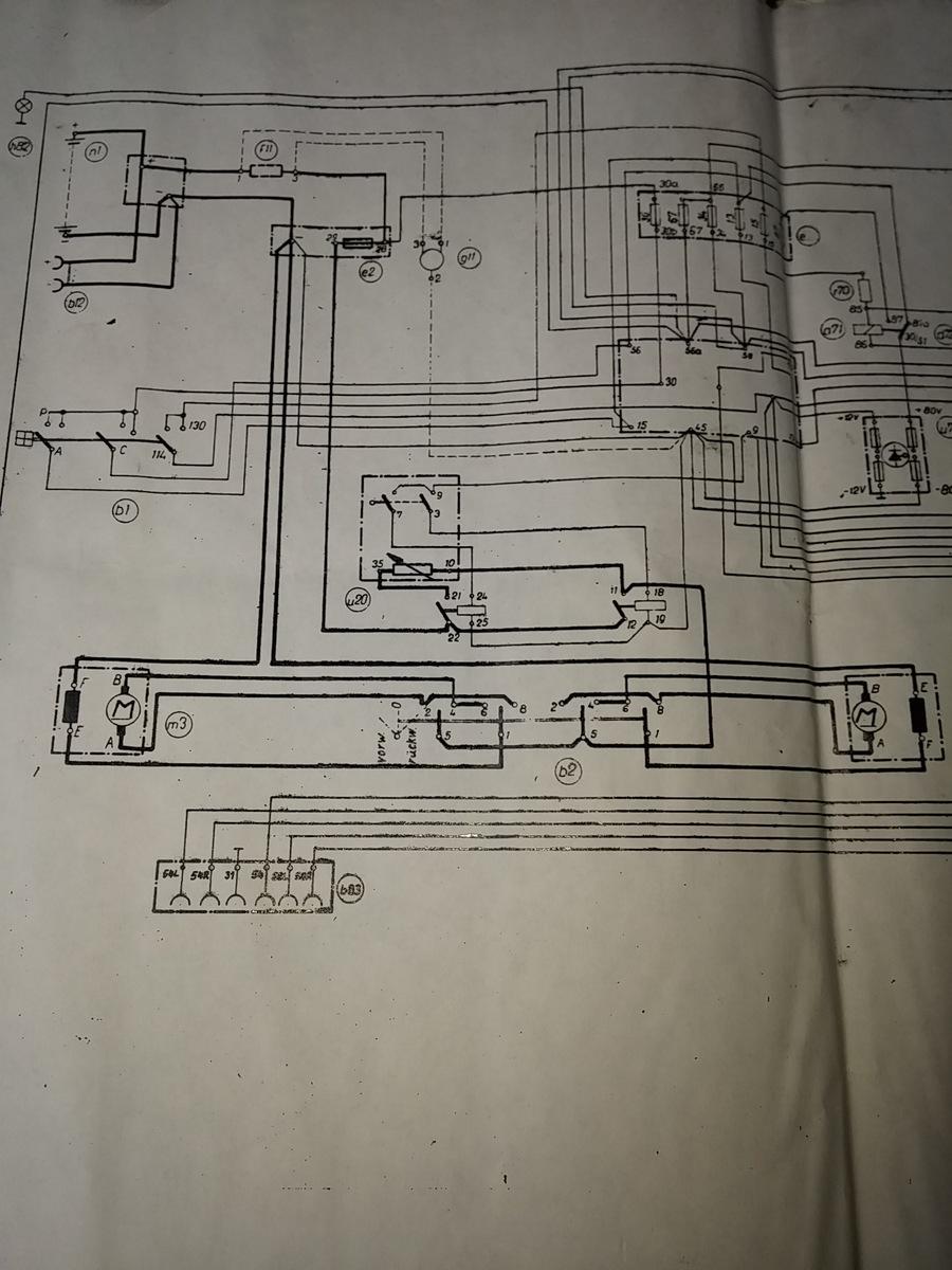 Alter Staplermotor Klemmenbezeichnung - Mikrocontroller.net
