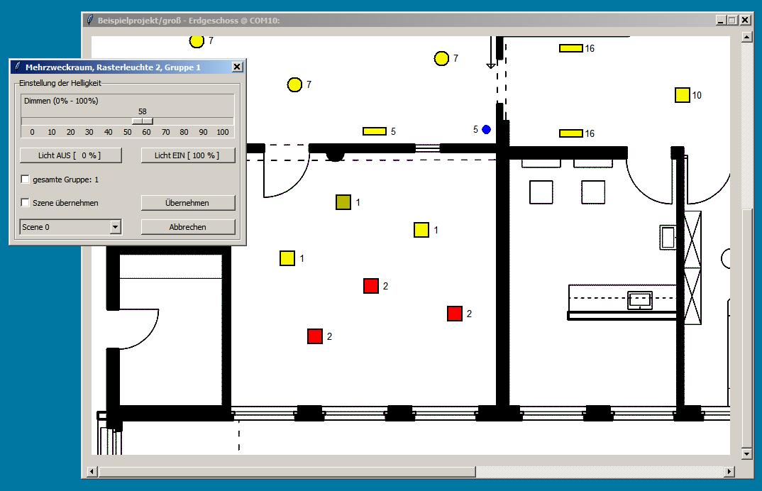 RS232-DALI-Gateway für ATtiny2313 / Python-GUI - Mikrocontroller.net