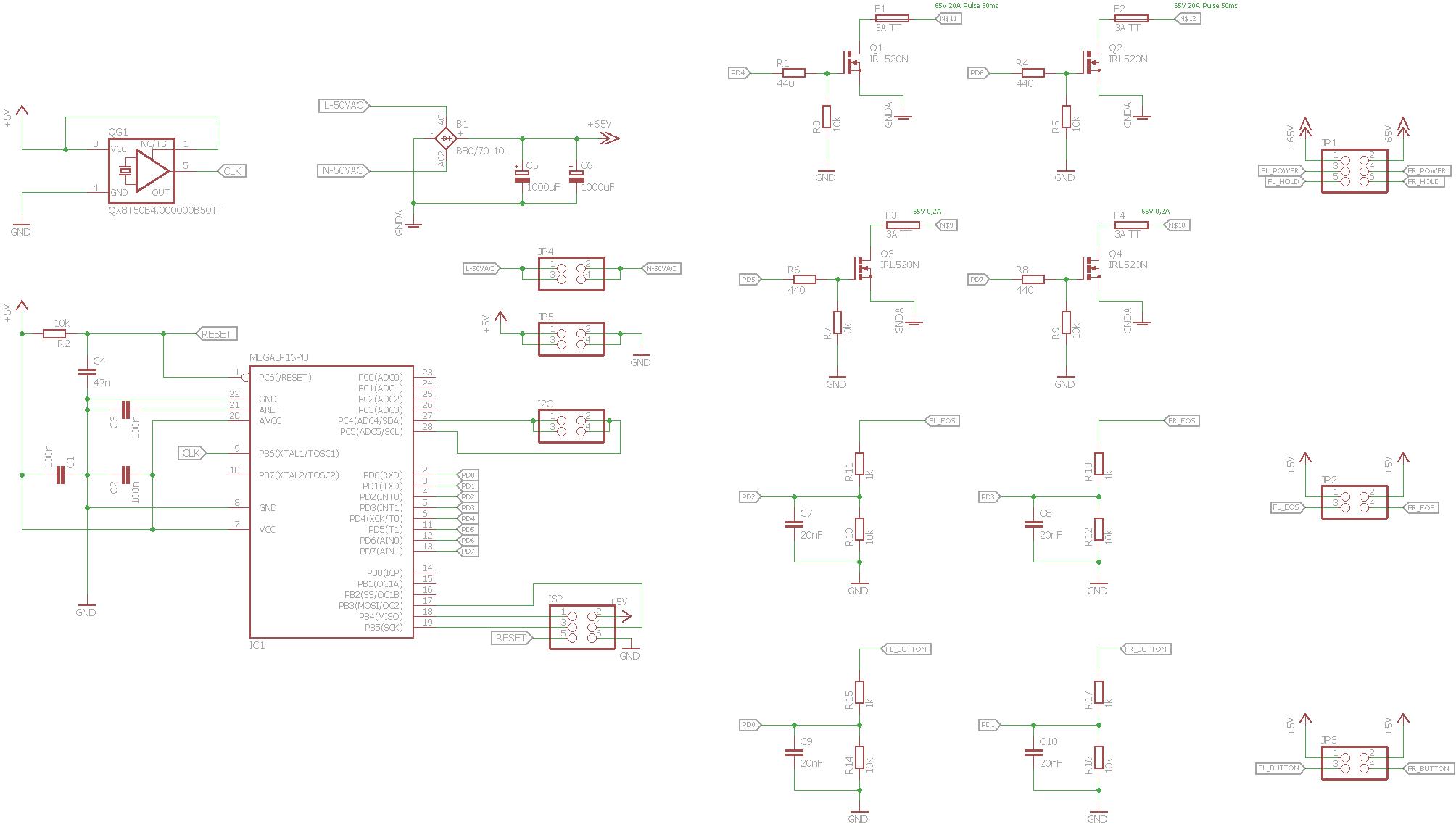 Schaltplan Elektromagnet - Mikrocontroller.net