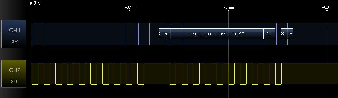 MSP430 + I2C - kein Acknowledgebit - Mikrocontroller net