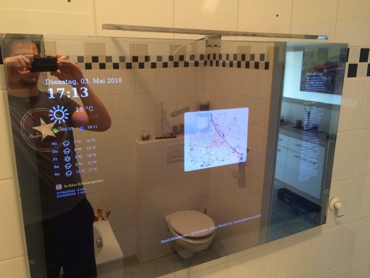 sensor fuer interaktiven smart mirror mikrocontrollernet