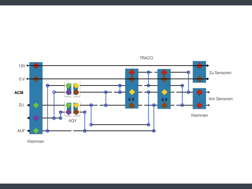 Näherungssensor Relaisschaltung - Mikrocontroller.net