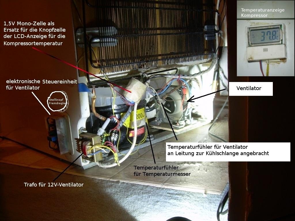 Aeg Kühlschrank Läuft Immer : Energieverbrauch kühlschrank waschmaschine trockner