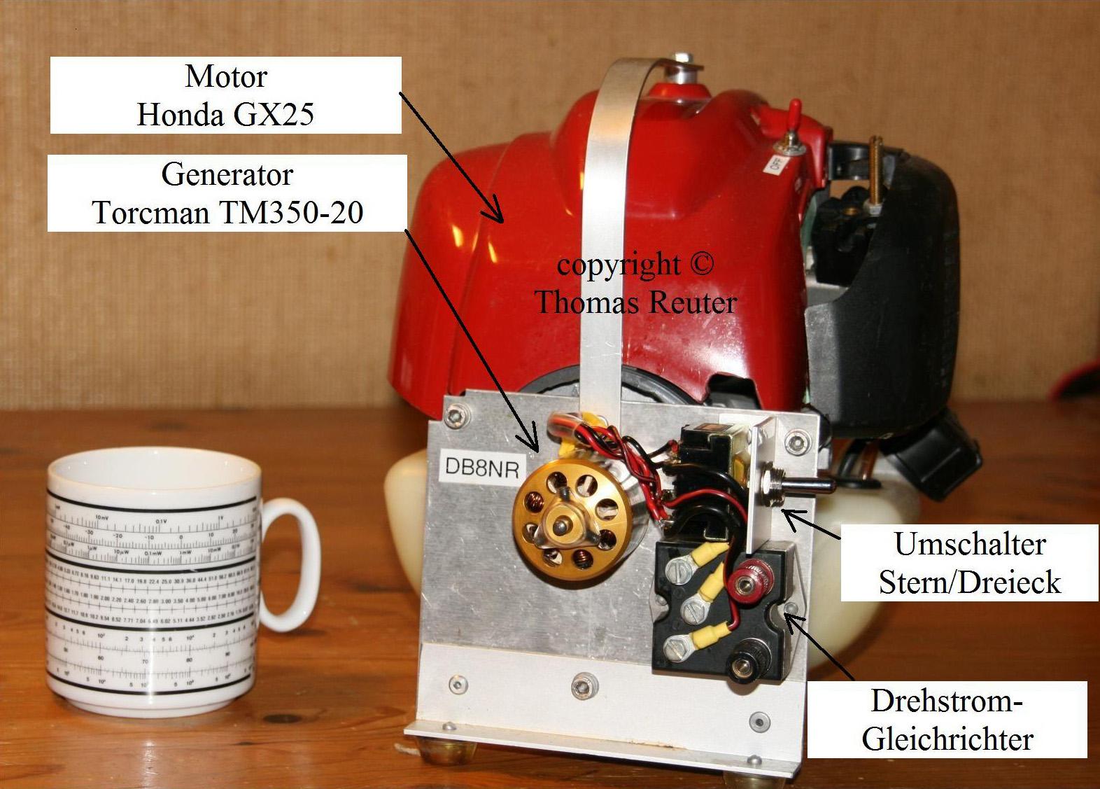 Geliebte Kleiner Generator in Planung - Mikrocontroller.net #DR_61