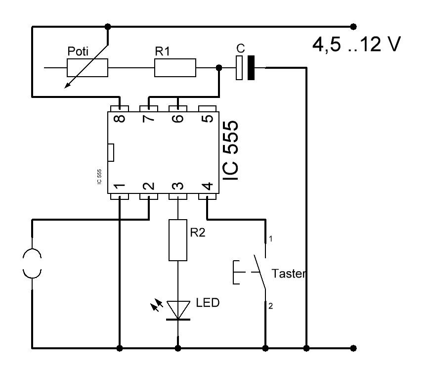 Monoflop Schaltung, Störung im Auto - Mikrocontroller.net