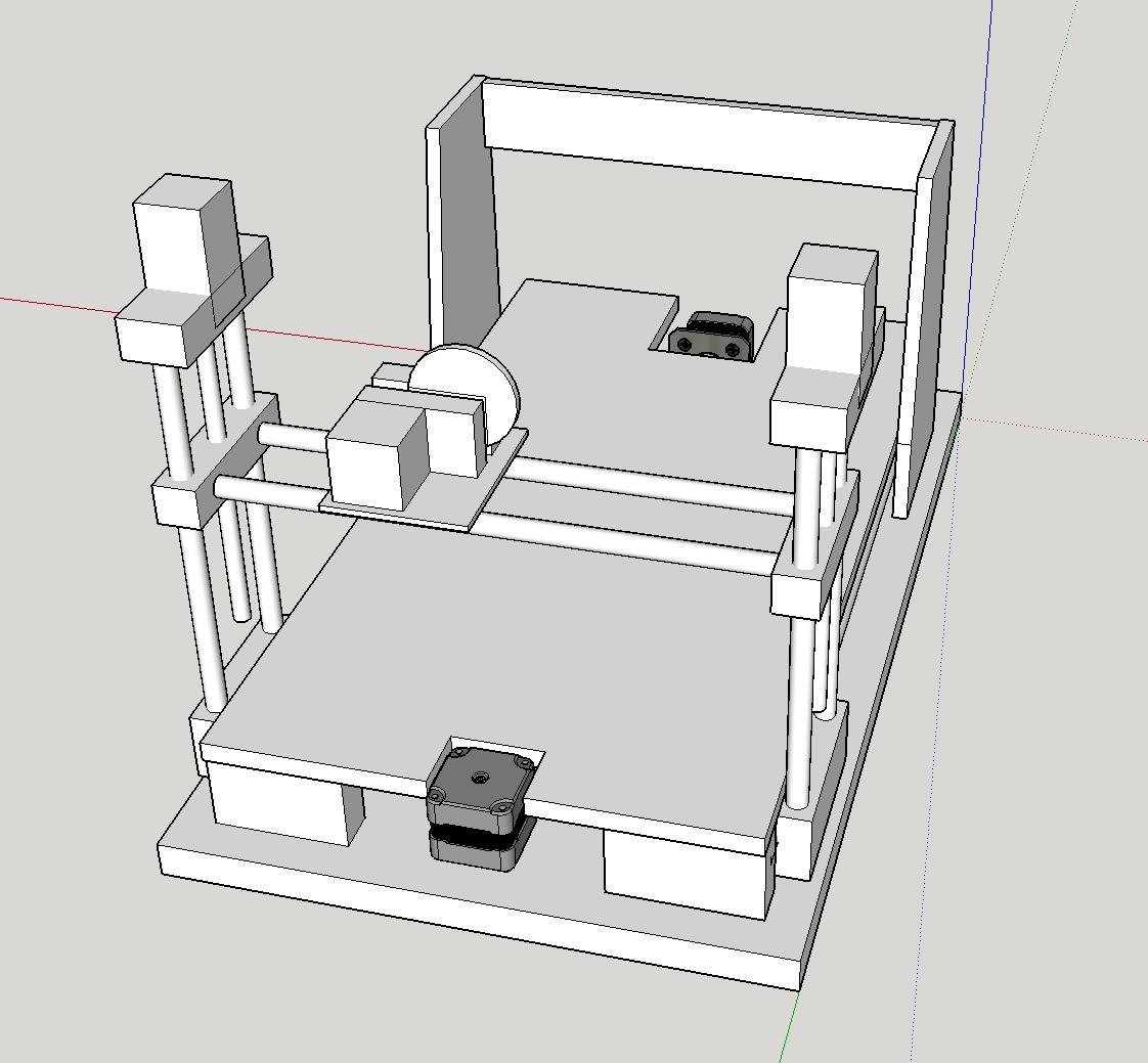 3D Drucker / Fräse Selber Bauen/design