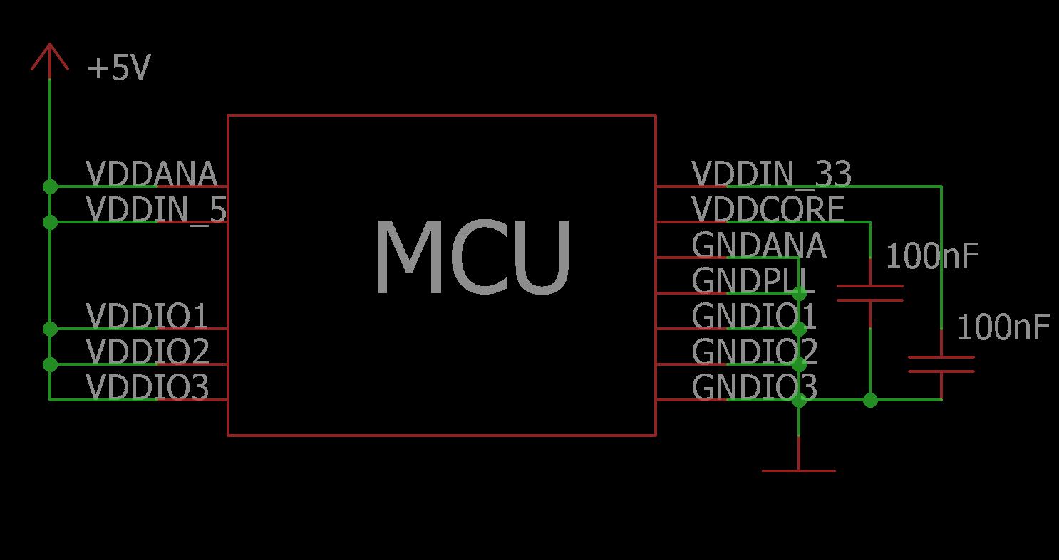 Wie bekomme ich den AT32UC3C1512C zu laufen? - Mikrocontroller.net