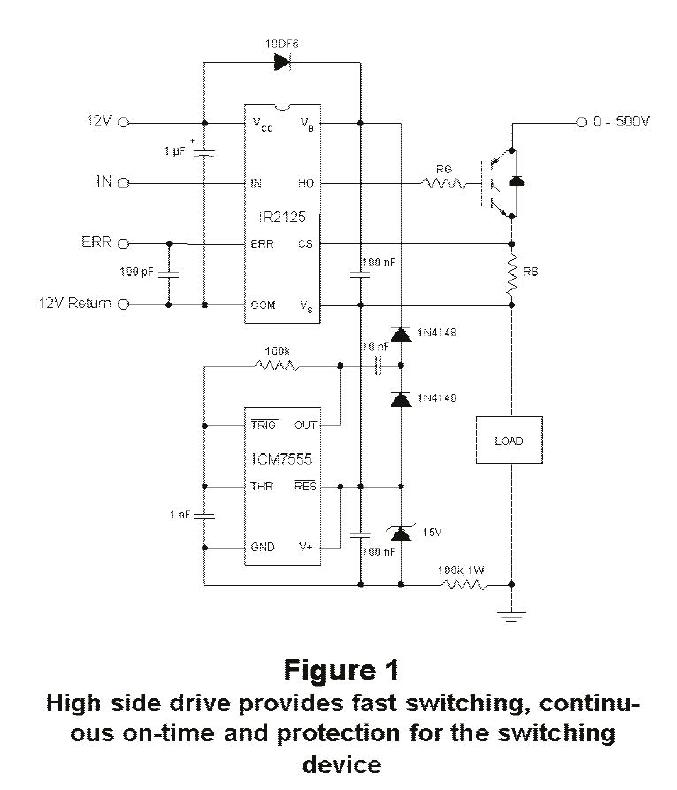 Highside Switch Problemstellung - Mikrocontroller.net