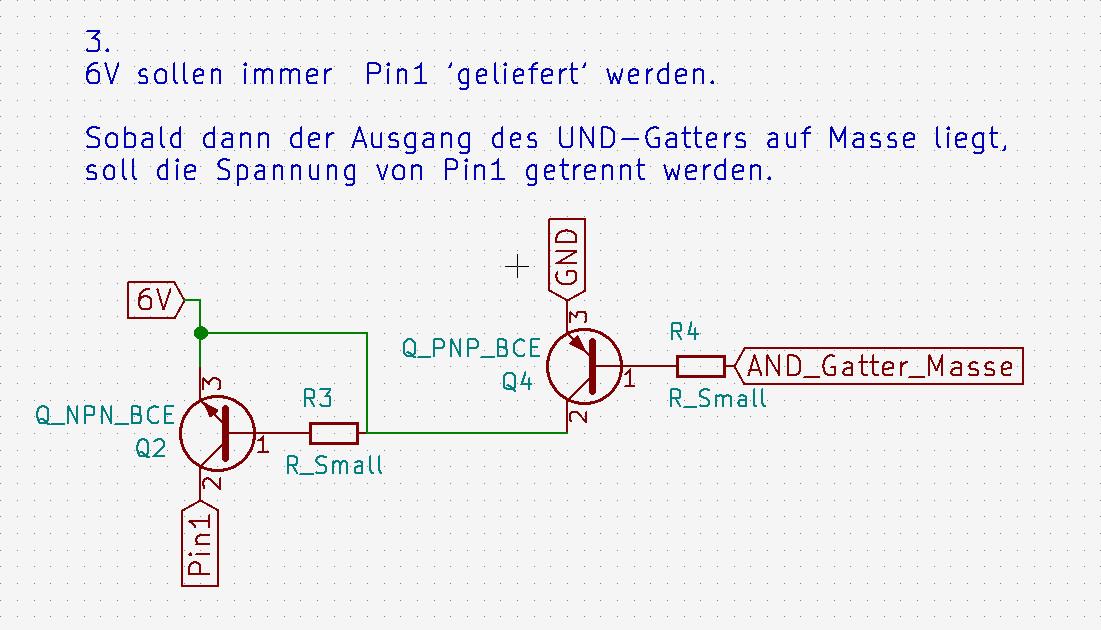 Transistoren als Schalter - Mikrocontroller.net