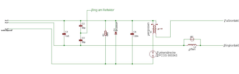 Xenonzündgerät Verständnisproblem - Mikrocontroller.net