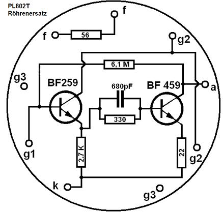 Schaltplan Röhrenoverdrive gesucht. - Mikrocontroller.net
