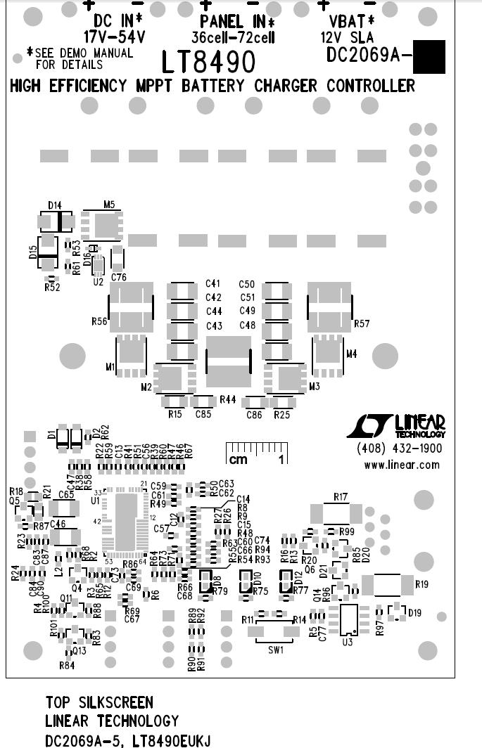 LT8490 Solar Laderegler EVM Störungen - Mikrocontroller net