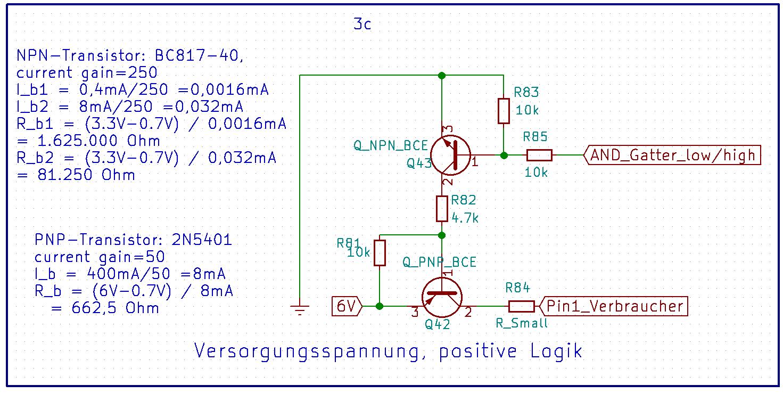 Atemberaubend Elektronische Schaltungen Unter Verwendung Von ...