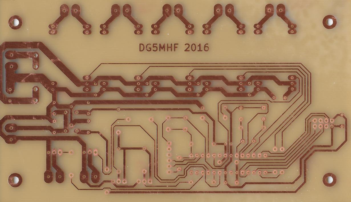 Belichten von Platinen mit CNC-Fräse + UV-Laser - Mikrocontroller.net