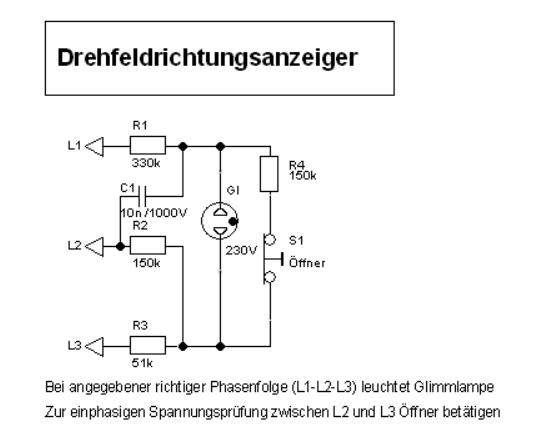 1x Drehstrom legen und aufteilen? - Mikrocontroller.net