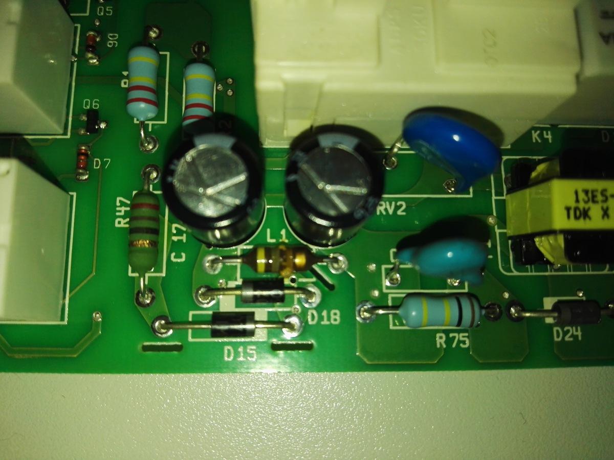 Trockner defekt mikrocontroller.net