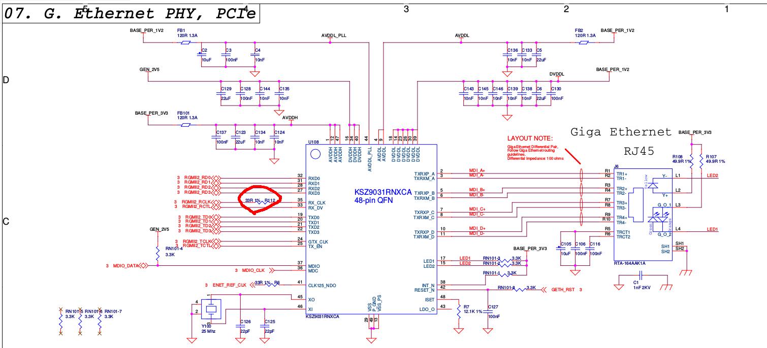 Fantastisch Gigabit Ethernet Schaltplan Bilder - Elektrische ...