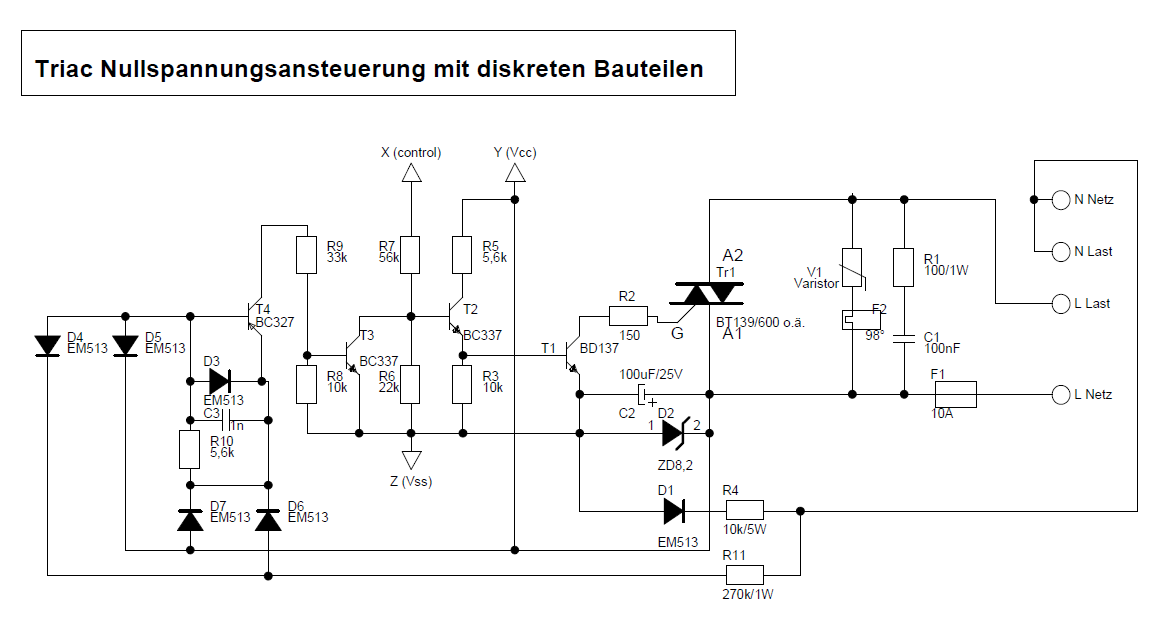 Hochleistungs Dimmer (Phasenanschnitt) - Mikrocontroller.net