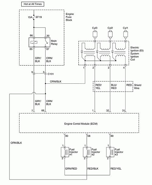 ECU-Engine-Trigger an Zündspule auslesen - Messaufbau ...