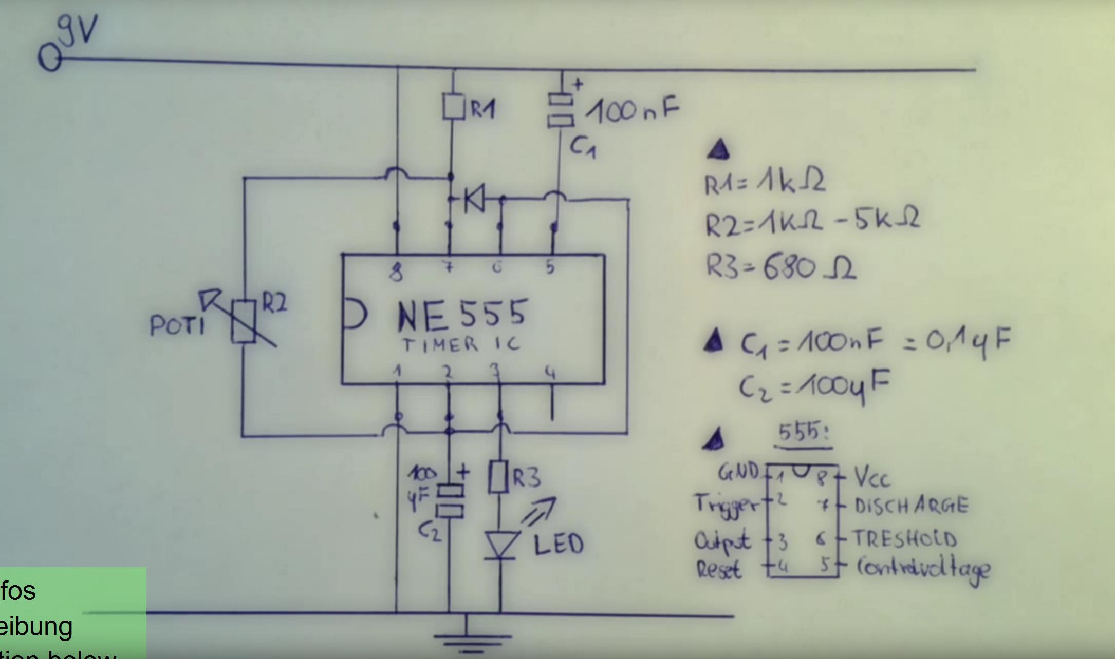 Sequentiellen Blinker für Modellbau (Anfänger) - Mikrocontroller.net