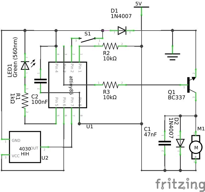 Gemütlich Einphasen Kondensator Start Kondensator Motor Schaltplan ...