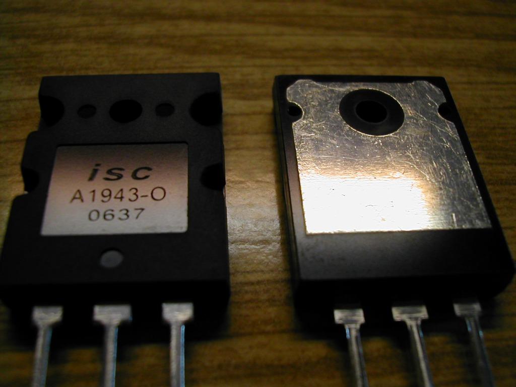 Geflschte Transistoren Bd139 Nxp Philips Original Transistor Preview Image For Dscn3371