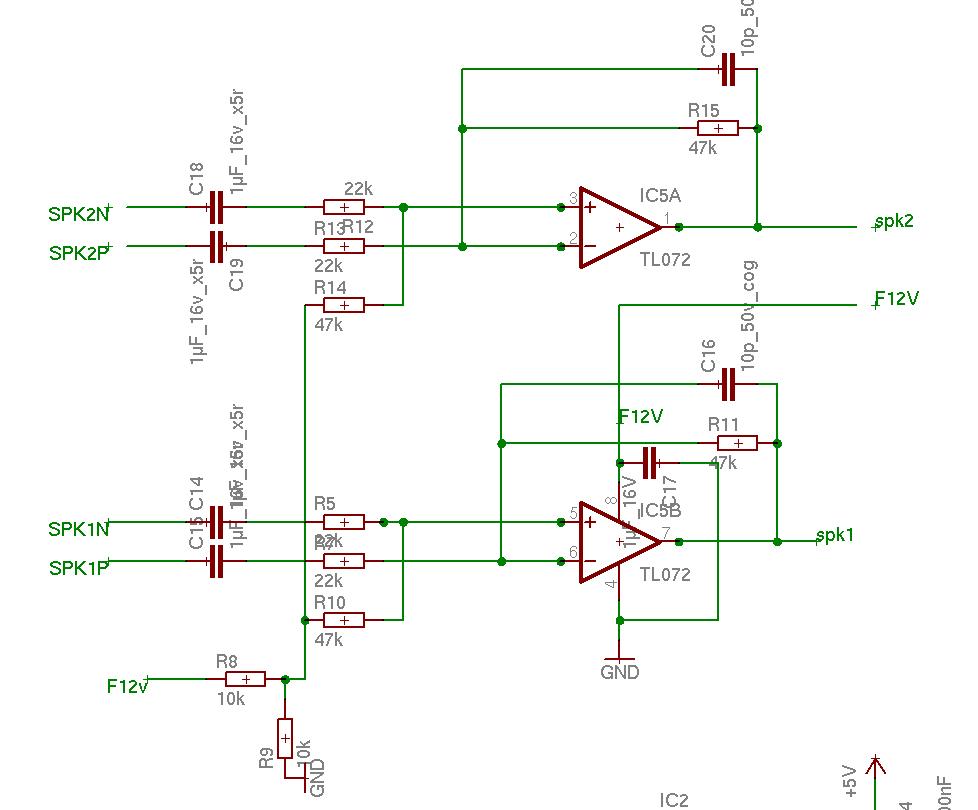 Audiosignal verstärken - Mikrocontroller.net