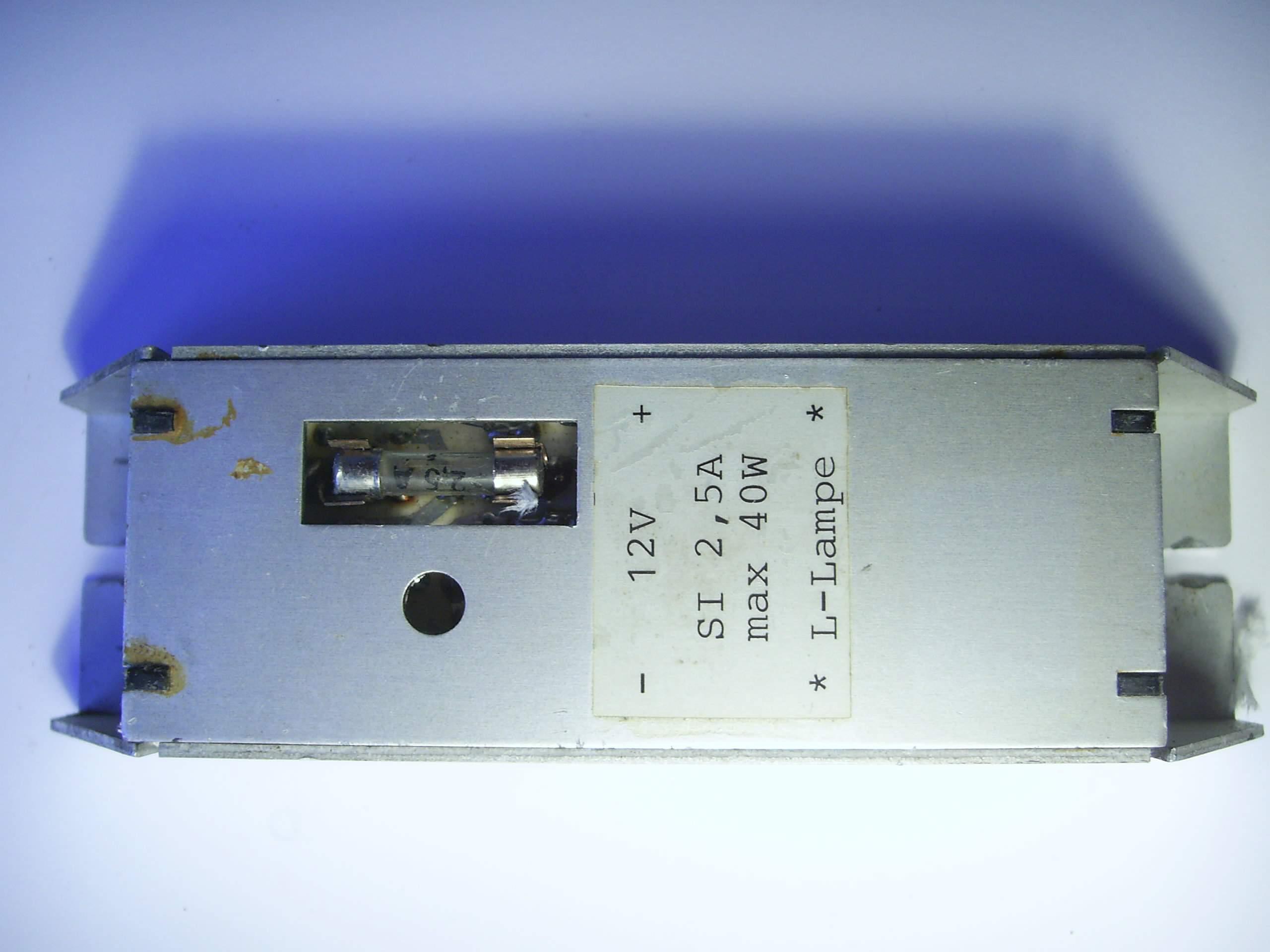 PIC_0043 Spannende Elektronisches Vorschaltgerät Leuchtstofflampe Schaltplan Dekorationen