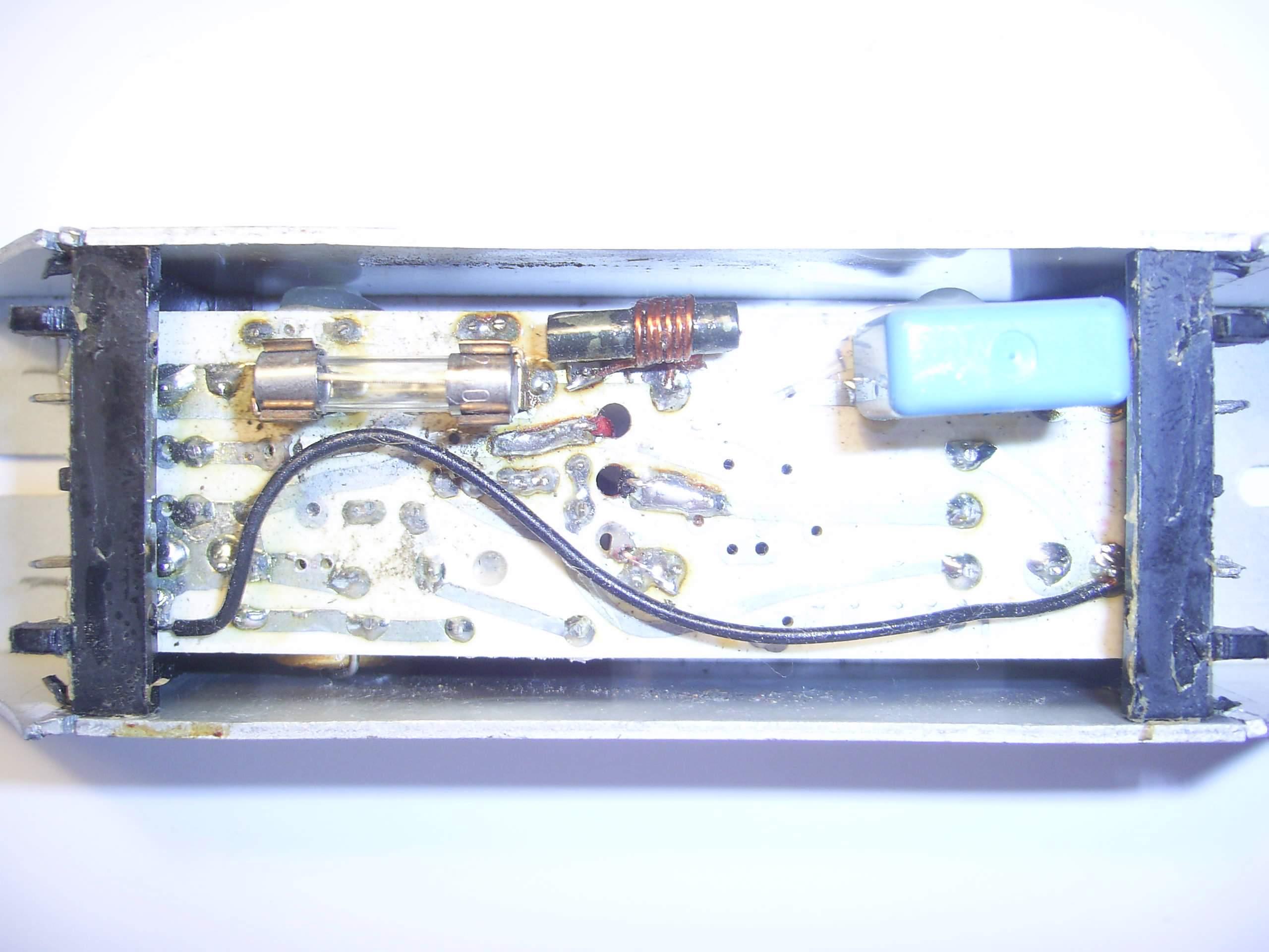 PIC_0060 Spannende Elektronisches Vorschaltgerät Leuchtstofflampe Schaltplan Dekorationen