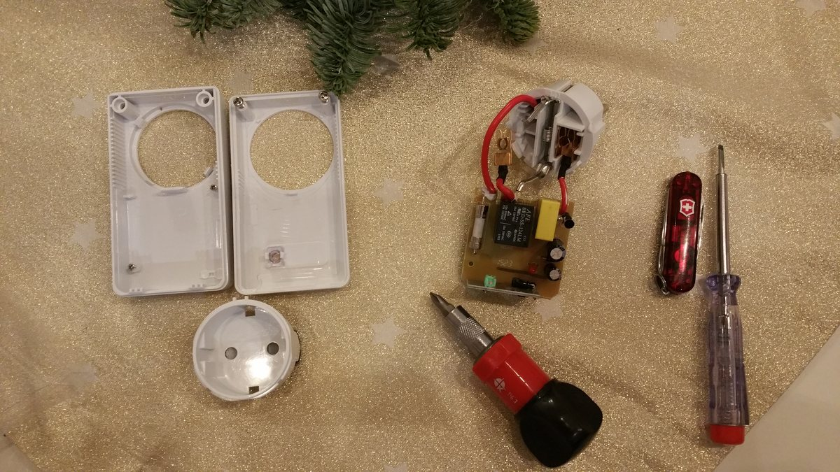 weihnachtsstern via batterie mit led beleuchten. Black Bedroom Furniture Sets. Home Design Ideas