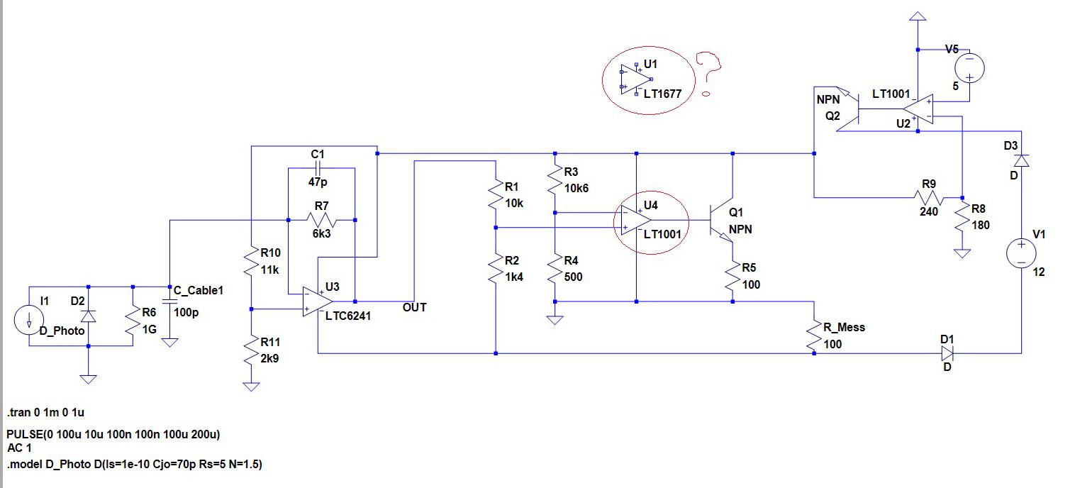 4-20mA Stromtransmitter für eine Fotodiode - Mikrocontroller.net