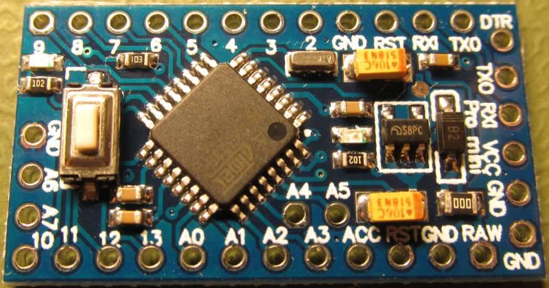 Aref pin am arduino nano mikrocontroller