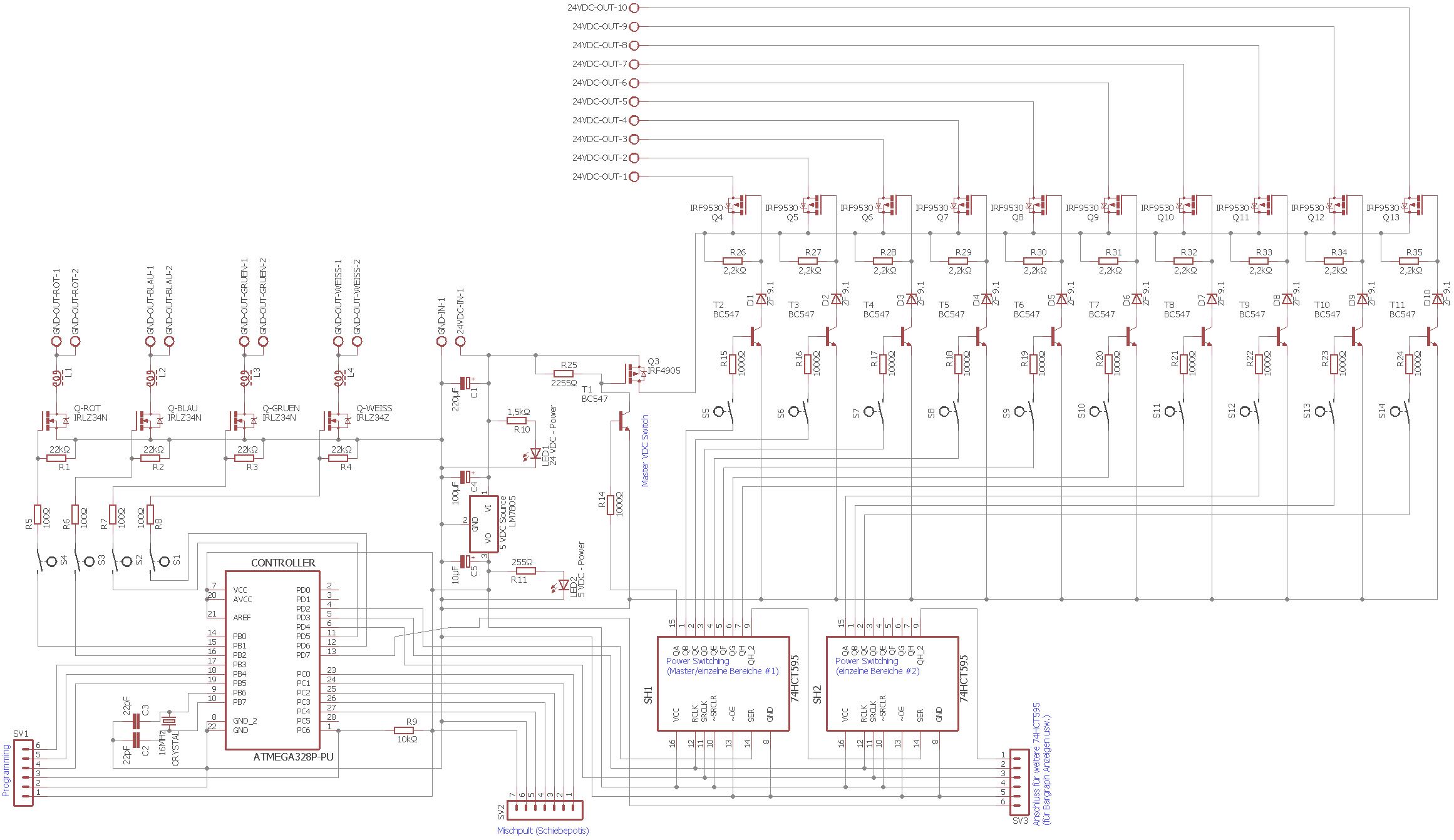 PWM über Mosfet schalten, passt das so? - Mikrocontroller.net
