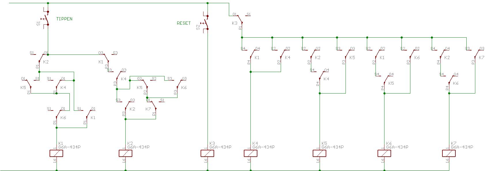 Einmal drücken ein, nochmal drücken aus - Mikrocontroller.net