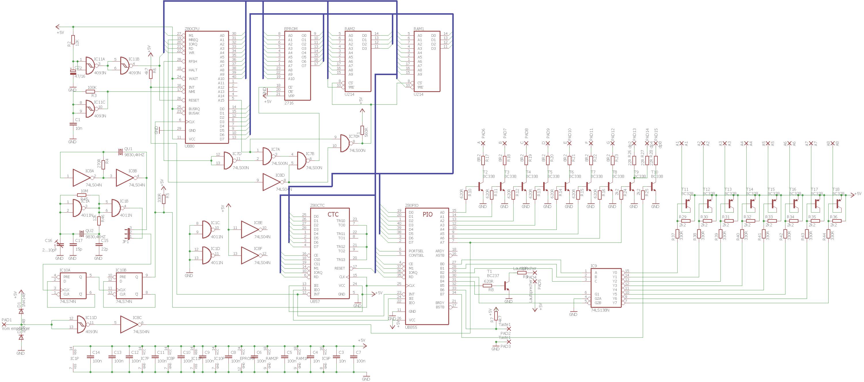 Tolle Sonnenuhr Und Plan Schaltplan Ideen - Schaltplan Serie Circuit ...