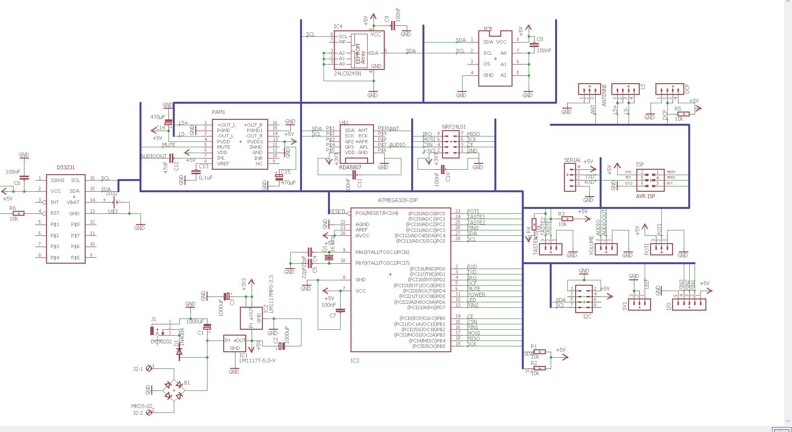 Passt das Layout? - Mikrocontroller.net