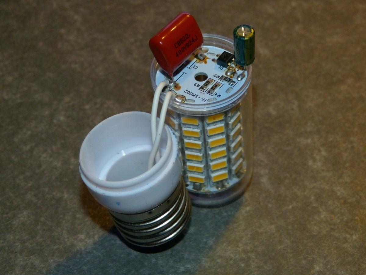 led lampe reparieren