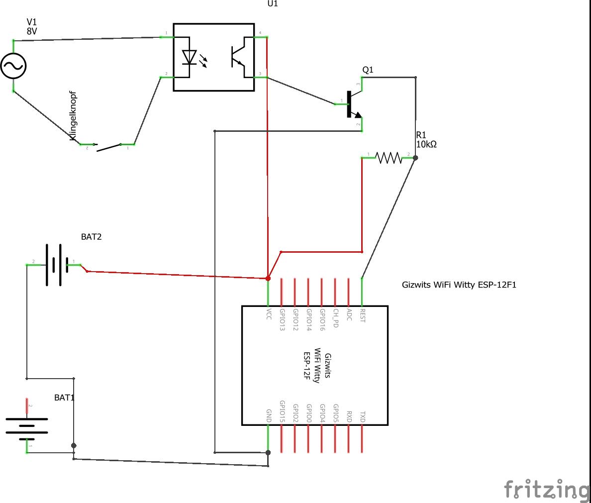 3V DC mit 8V AC schalten - Mikrocontroller.net