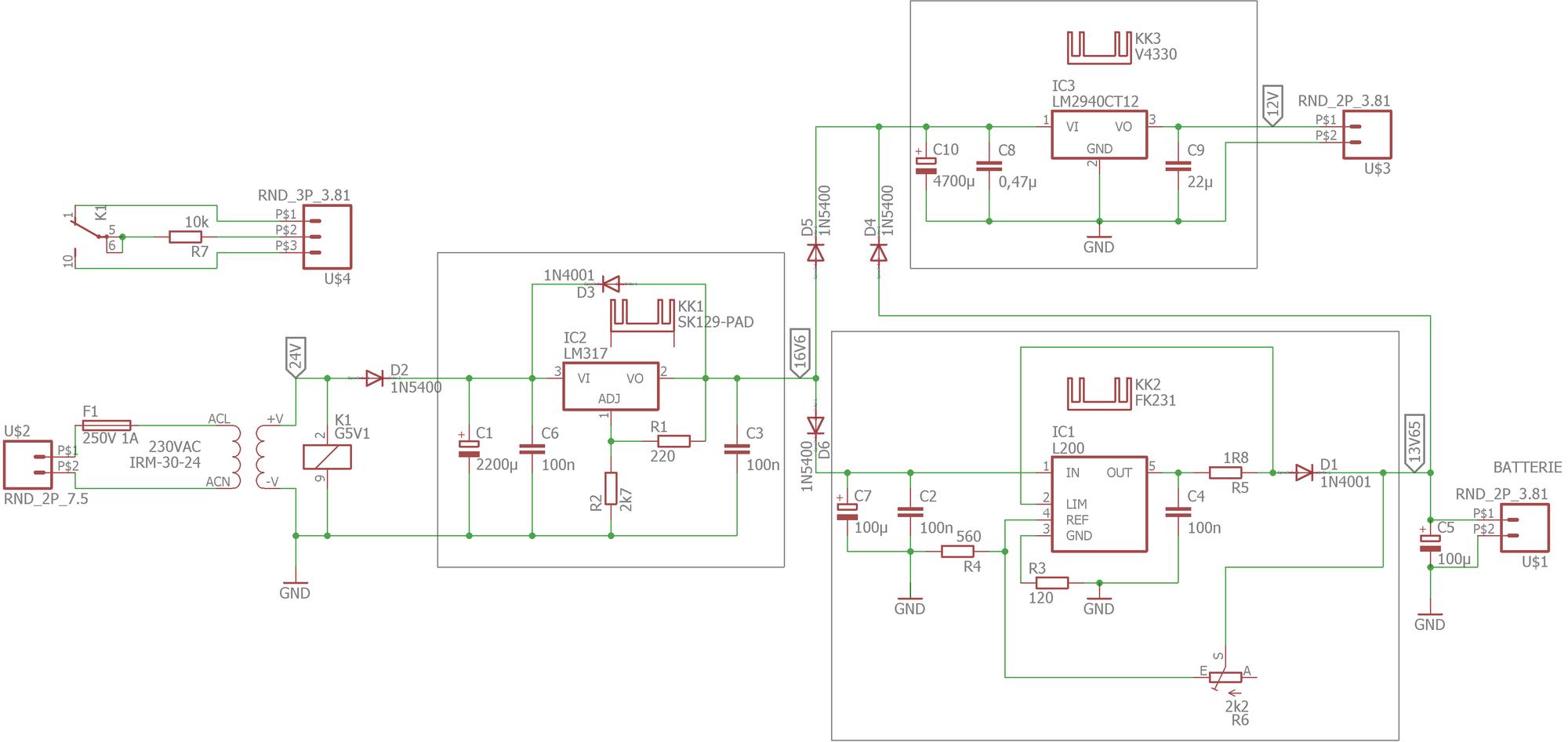 12V Netzteil mit Notstromversorgung durch Akku - Mikrocontroller.net